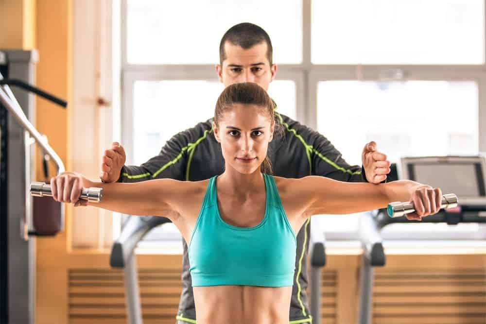 6 Benefits a Personal Trainer can provide