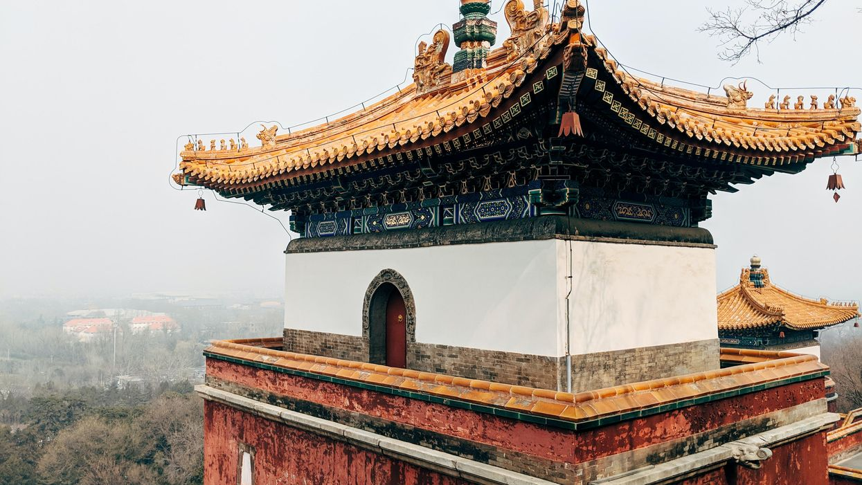 What ancient Chinese roofs can tell us about climate change