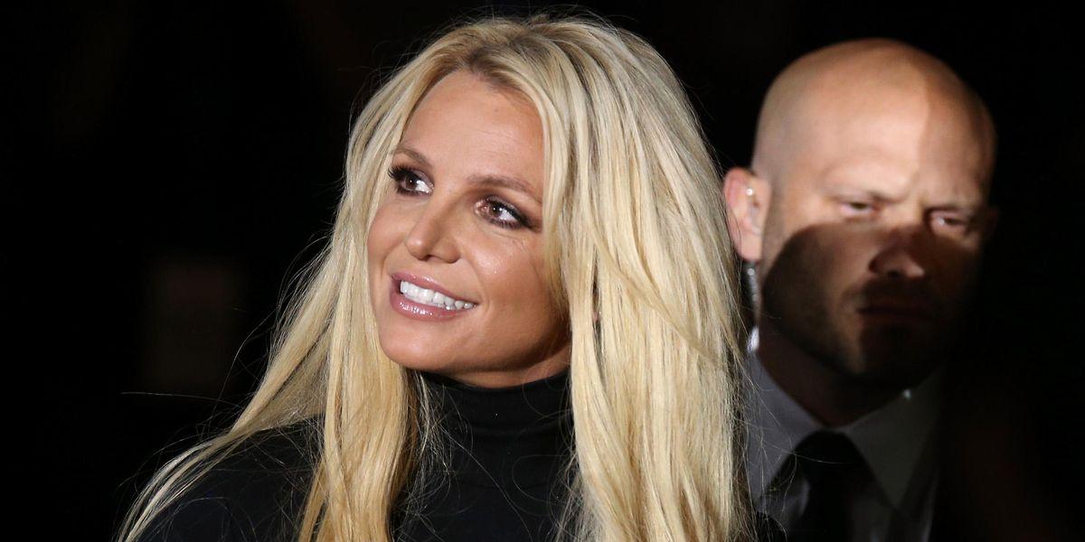 Britney Spears Was Reportedly Under Surveillance