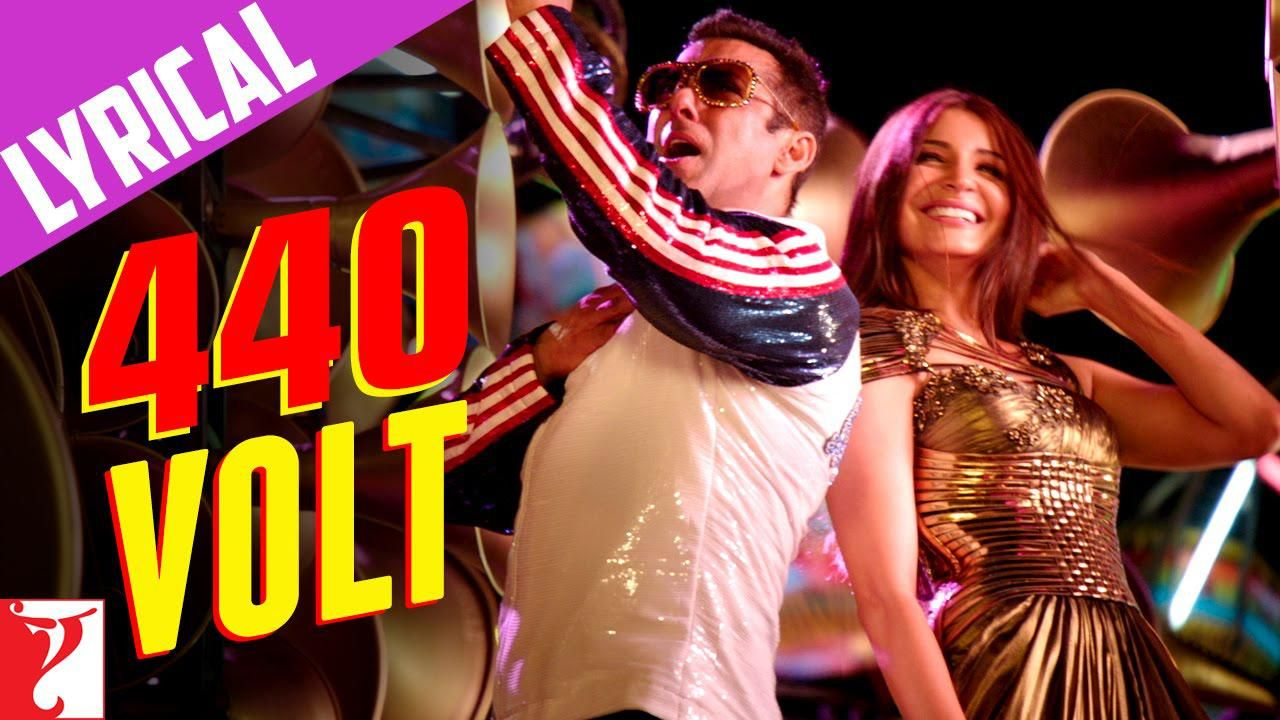 440 Volt Song Lyrics – Sultan   Mika Singh