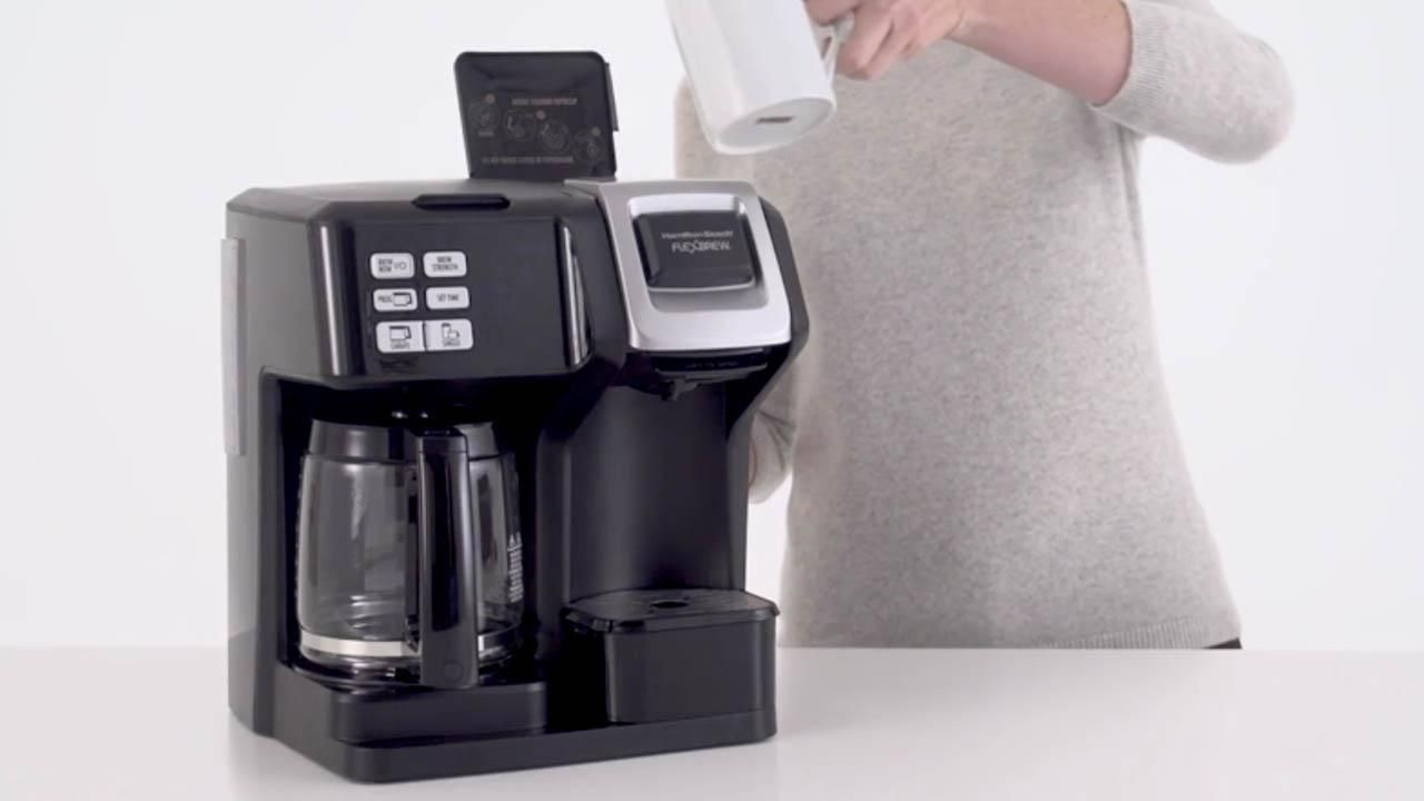 Top 8 Best Dual Coffee Makers Reviews 2021 – Most Versatile Two Way Brew Coffee Makers