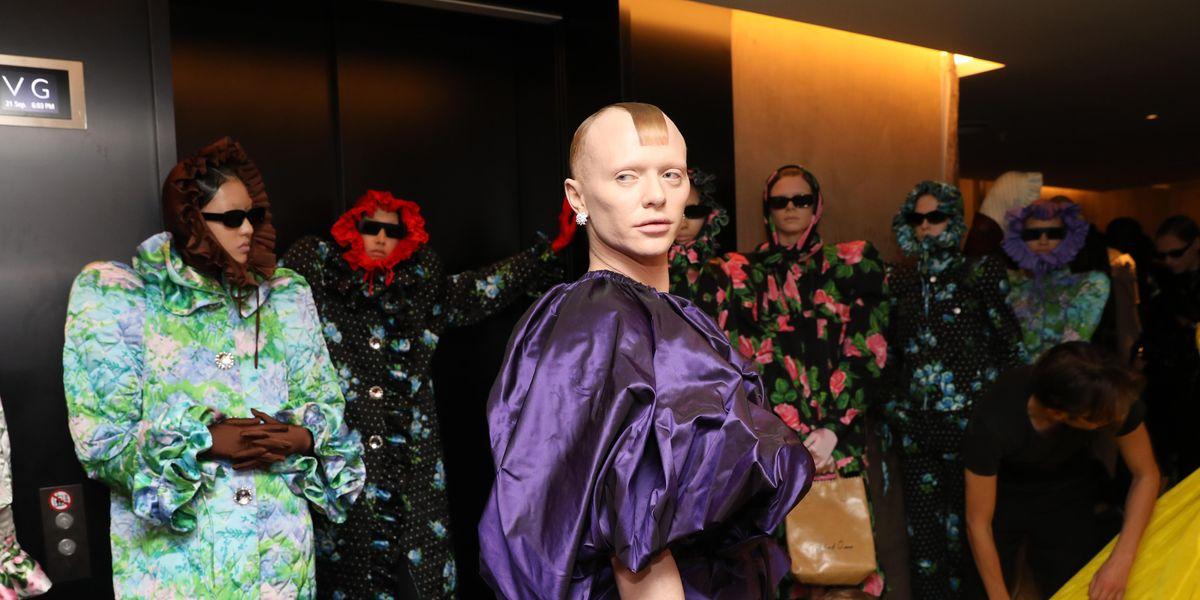 Surprises, Cameos and Buzzy Debuts at London Fashion Week