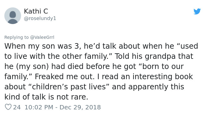 Son says he used to live with other family