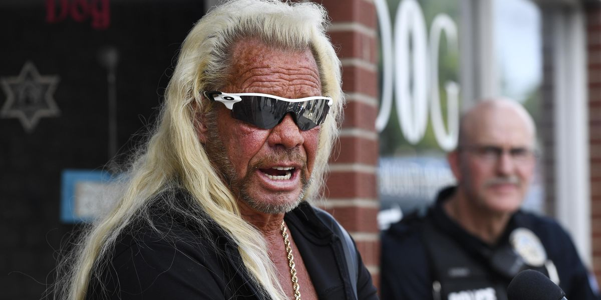 Dog the Bounty Hunter Found a Clue About Brian Laundrie