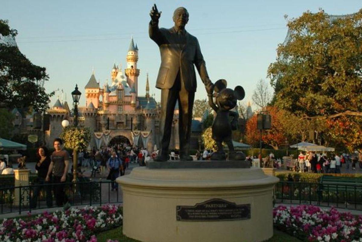 No, Disneyland isn't 'abandoning' California and moving to Texas