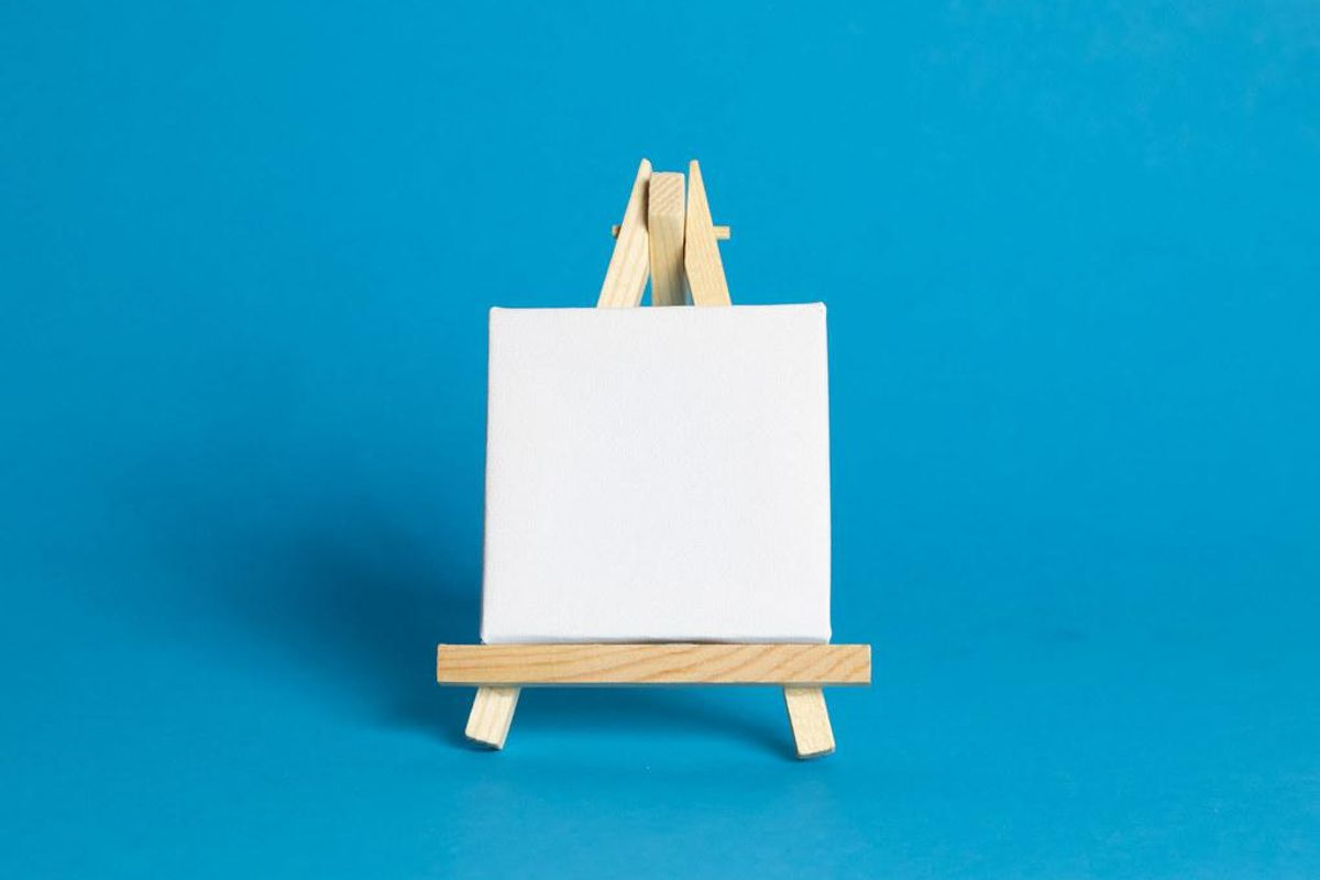 Danish museum gave an artist $84K for his work. He gave them a blank canvas instead.
