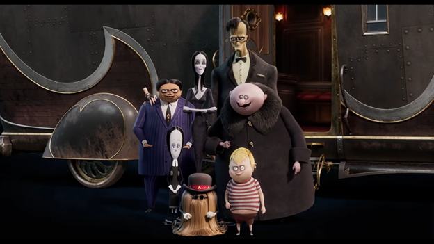 'The Addams Family 2' Film Review