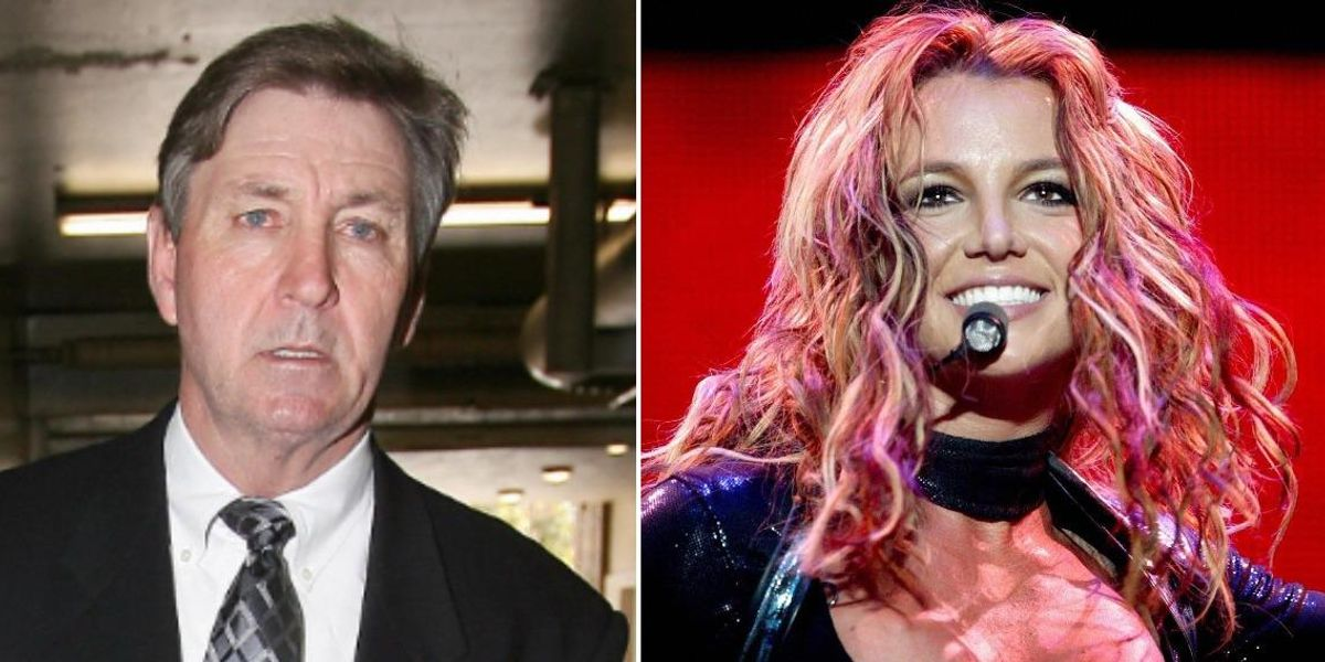Britney Spears' Father Removed as Her Conservator