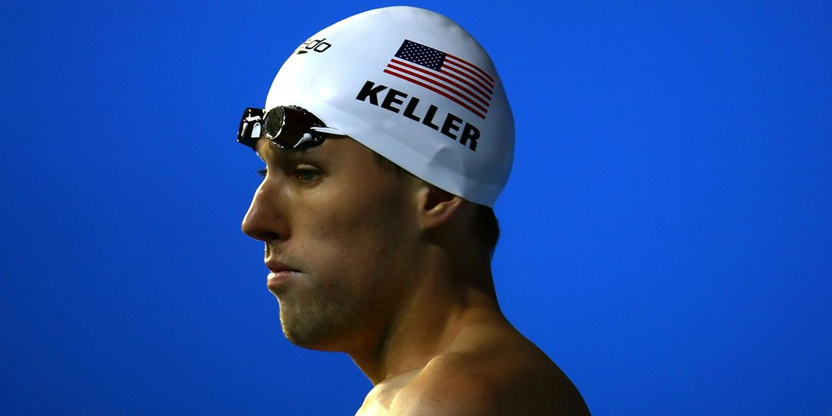 Olympic Swimmer Klete Keller Pleads Guilty to Storming U.S. Capitol