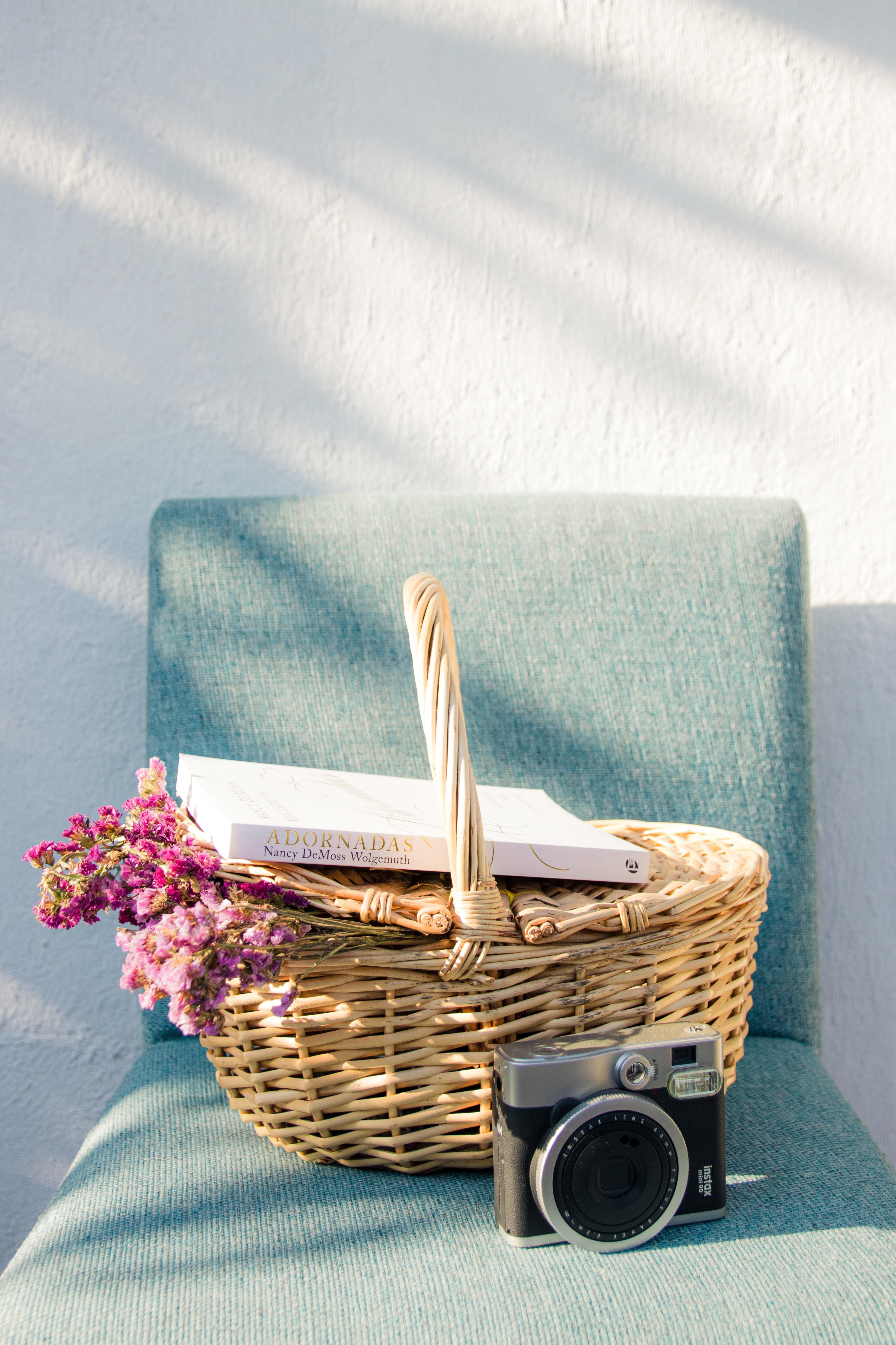 4 Items To Include In Your Little's Baskets