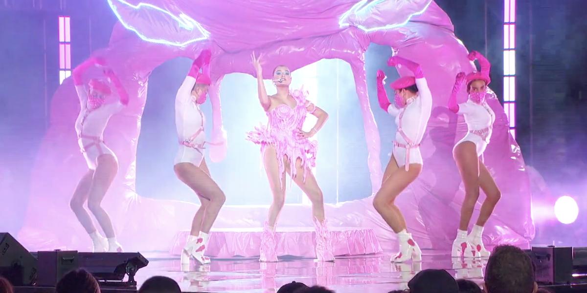 How Kim Petras Brought Her Bubblegum Pop Fantasy to Life