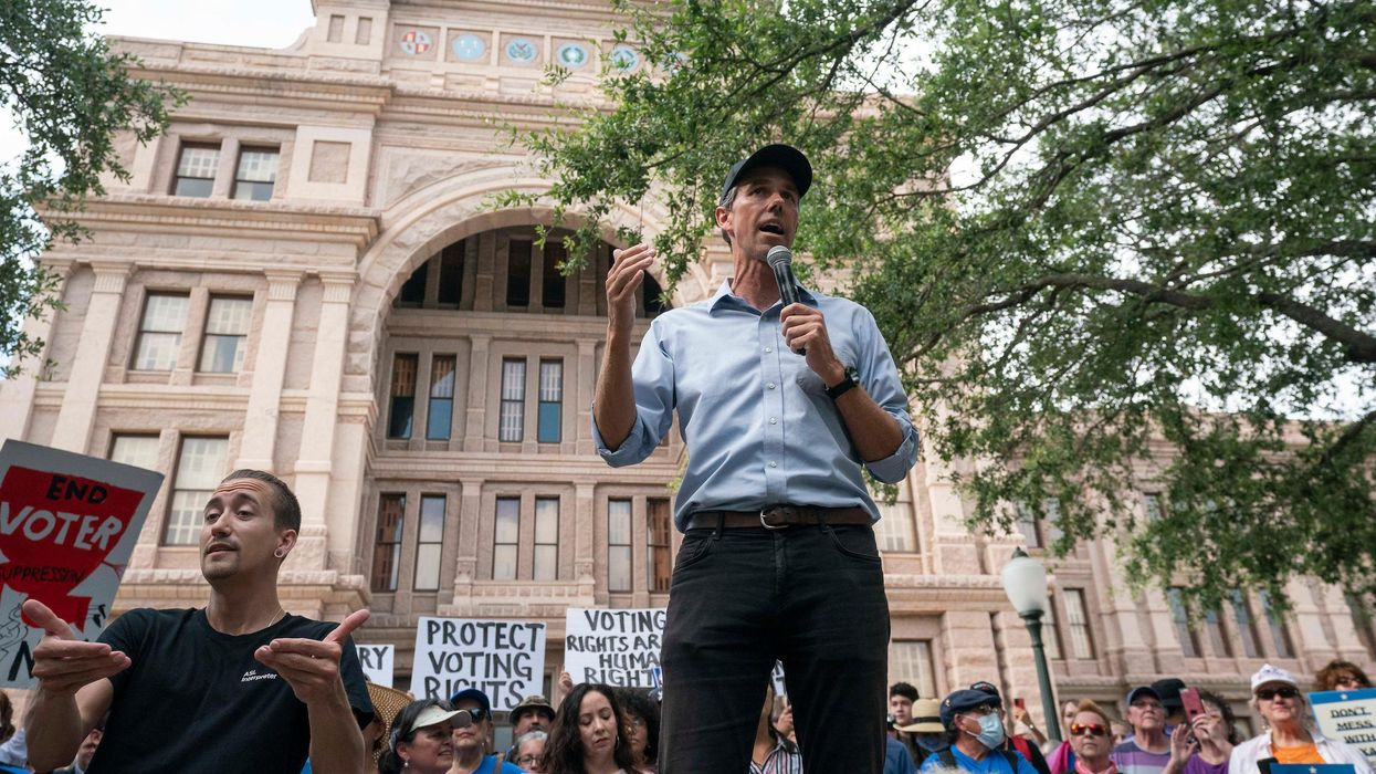Report: Beto O'Rourke announcing run for governor later this year