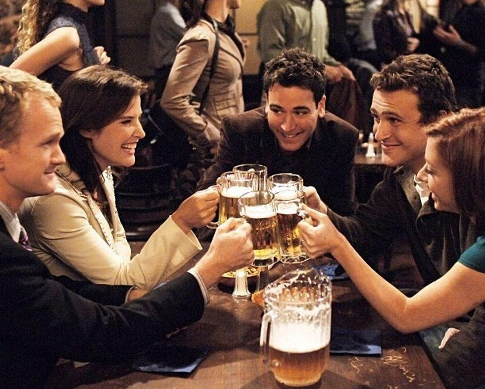 What How I Met Your Mother has taught me.
