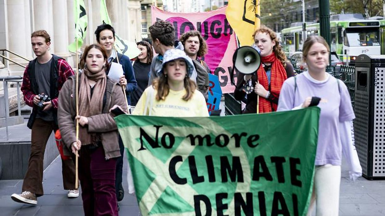 No matter who wins in Canada, the climate youth will be watching