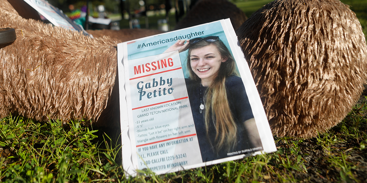 Brian Laundrie's Sister Reveals Final Texts and Postcards She Received From Gabby Petito