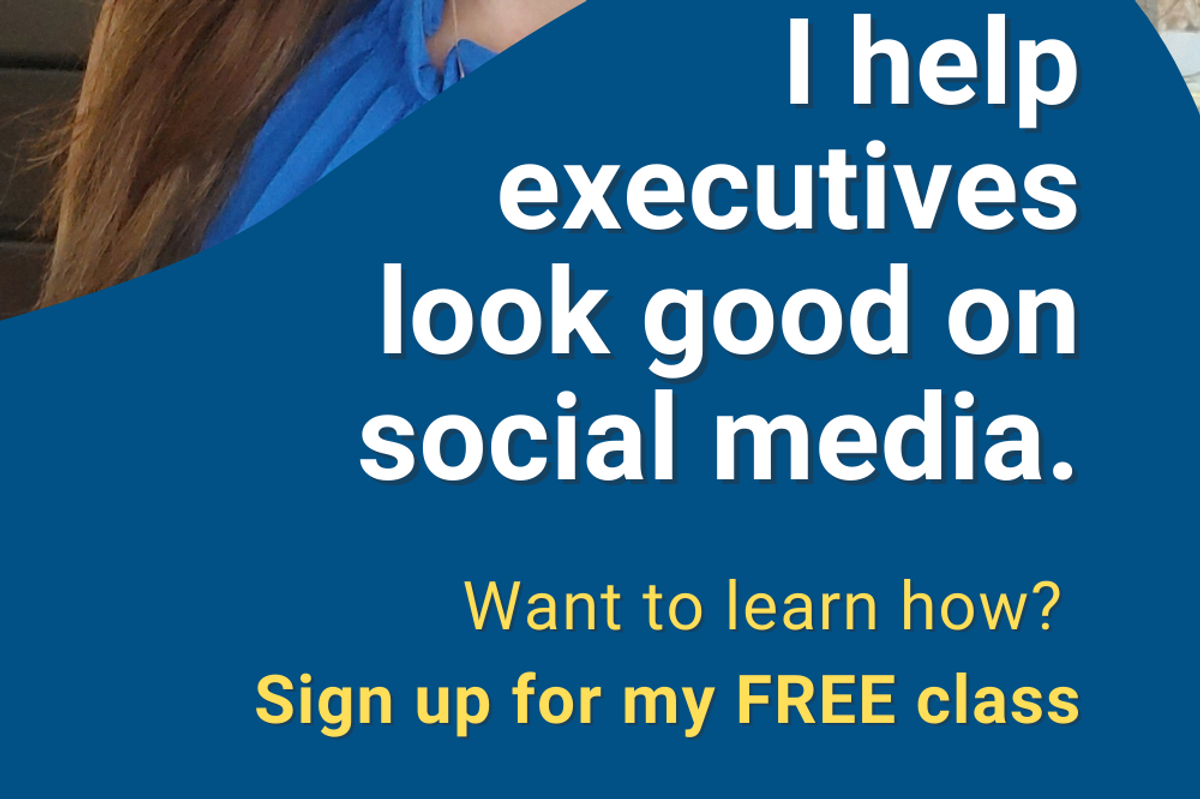 Work It Daily's live executive presence training