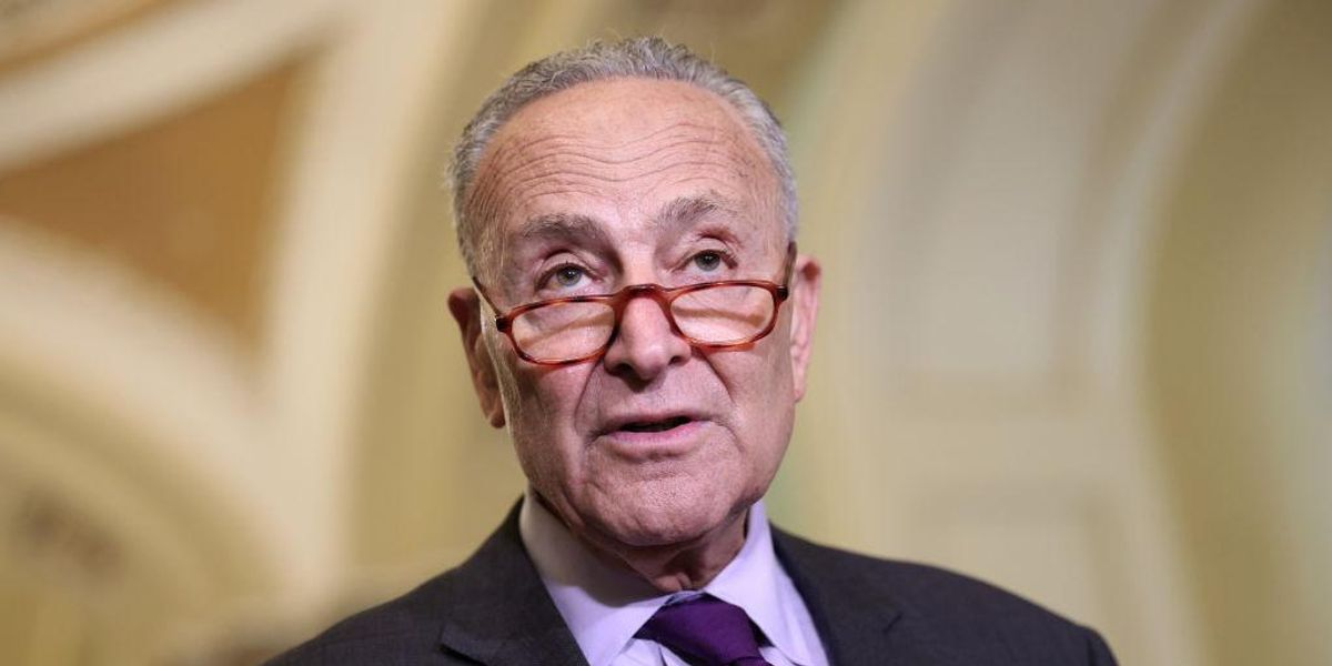 Chuck Schumer: US has worker shortage because Trump didn't let illegals flock into the country