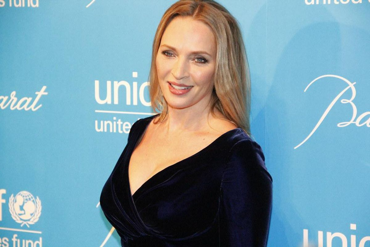 Uma Thurman writes powerful letter about her 'darkest secret' to condemn Texas abortion law
