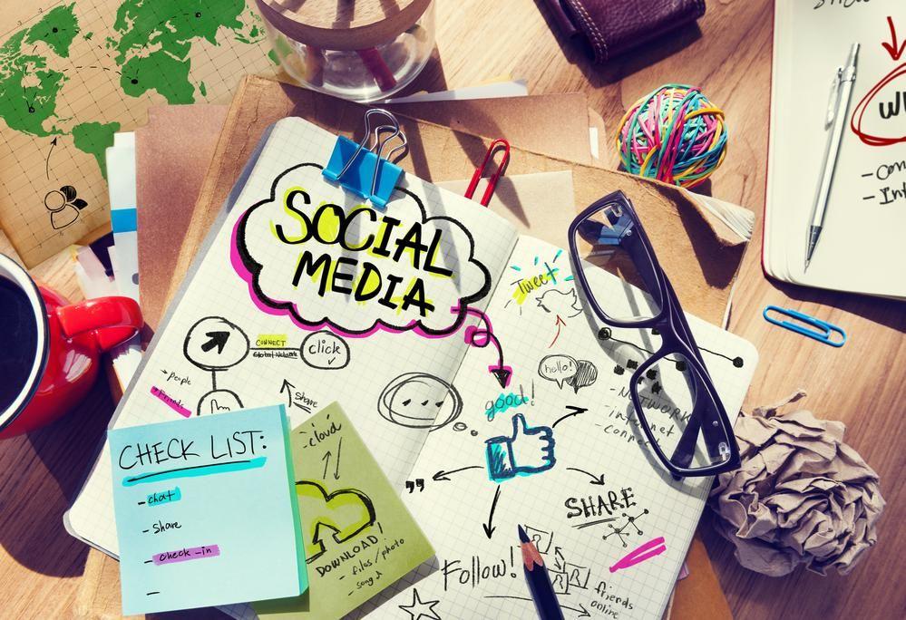 5 Social Media Statistics