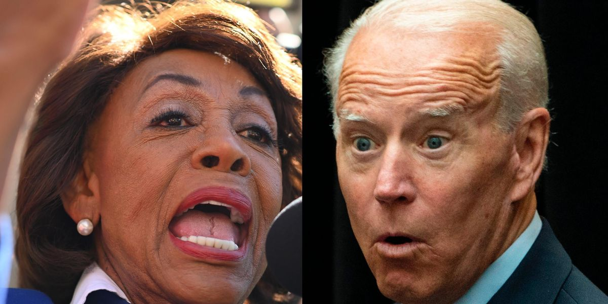 Maxine Waters bashes Biden for 'whipping' of Haitian migrants and calls it worse than slavery: 'What the hell are we doing here?!'