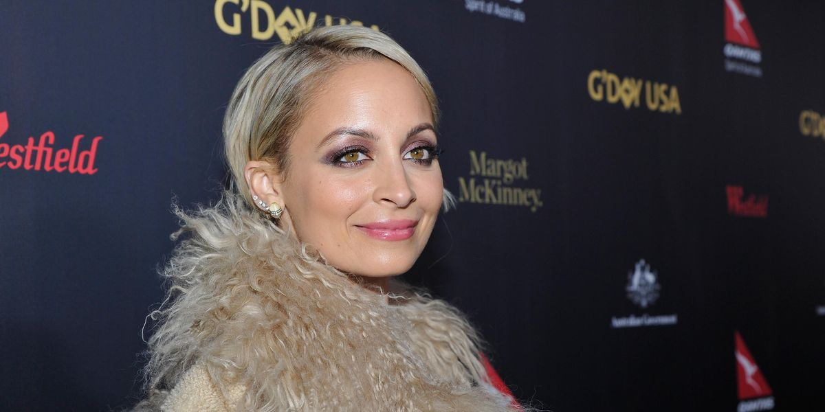 Can Someone Go Check on Nicole Richie?