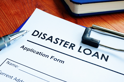 disaster loan assistance