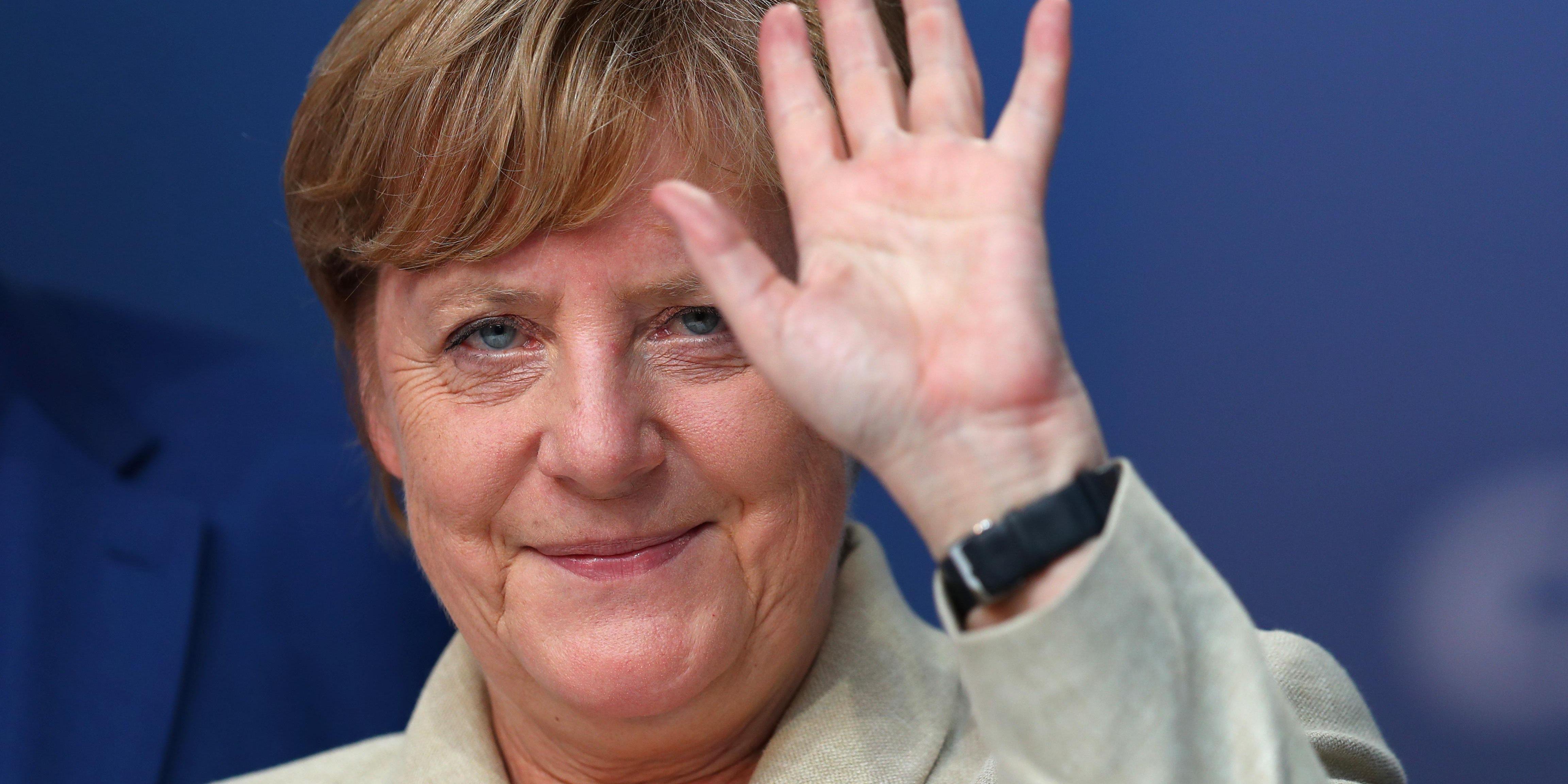 Angela Merkel: Germany's Global Cover Story For 16 Years