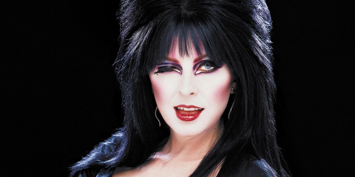 Elvira on Her Memoir, Career and, Yes, Coming Out