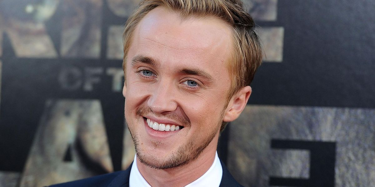 'Harry Potter' Star Tom Felton Collapses During Golf Event