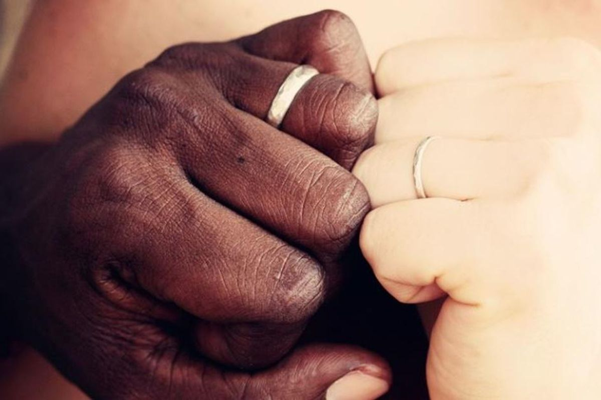 Support for marriage between white and Black people in America just hit an all-time high