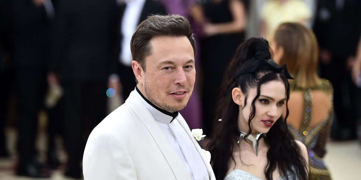 Grimes and Elon Musk Are Over