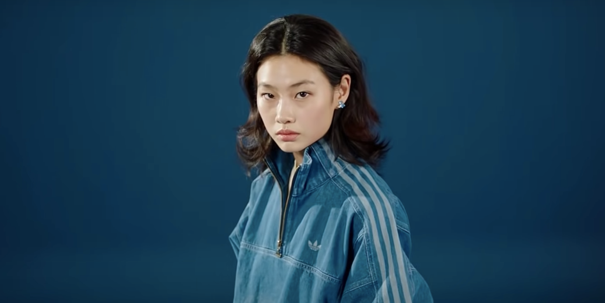 'Squid Game's' Ho Yeon Jung Fronts New Adidas Campaign
