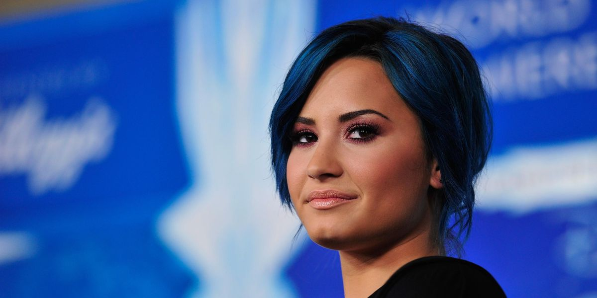 Demi Lovato Says 'Alien' Is Offensive to Extraterrestrials