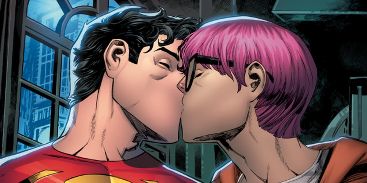 Superman Is Bi