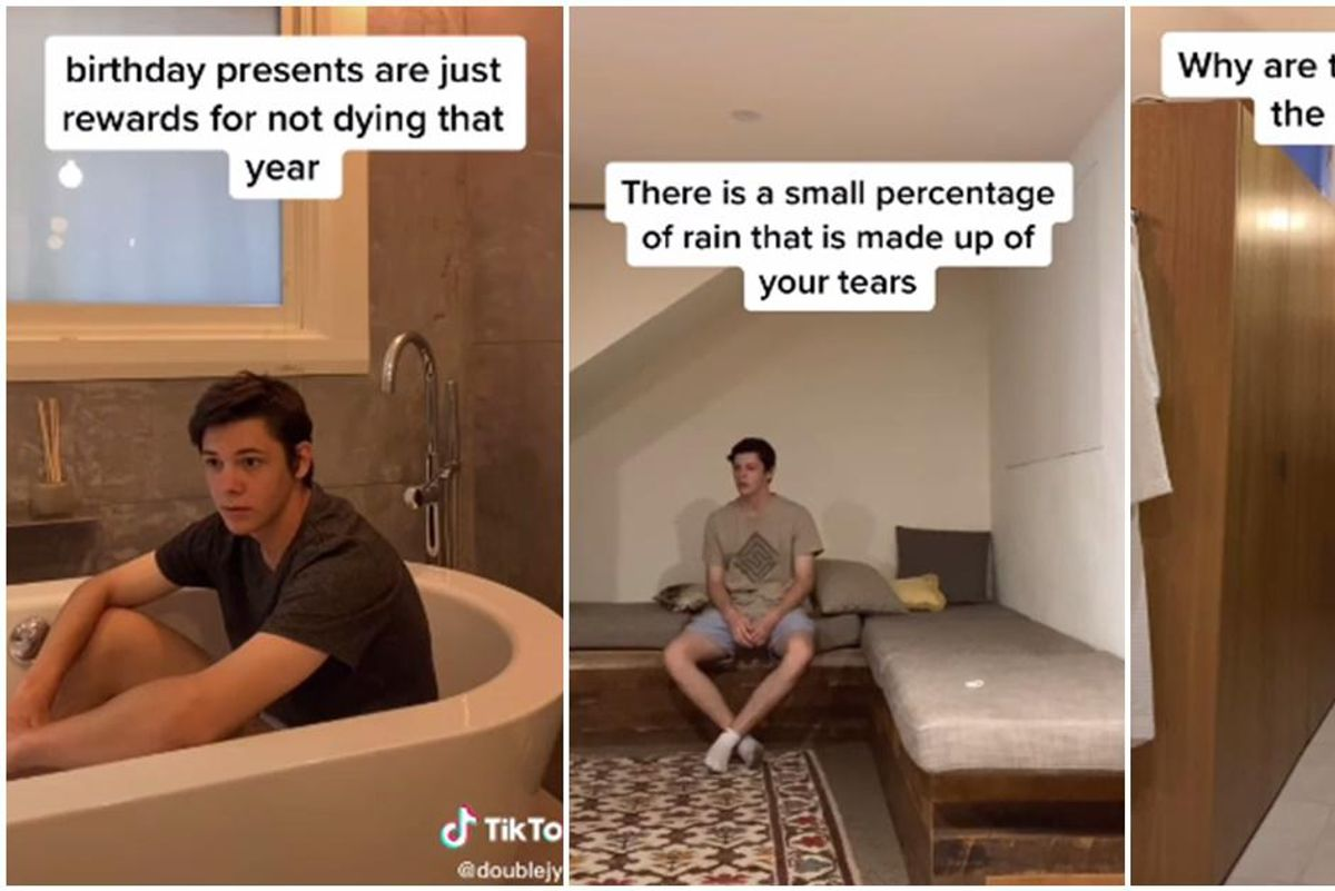 Here are 18 of the most brilliant 'shower thoughts' shared by one guy over the course of a year