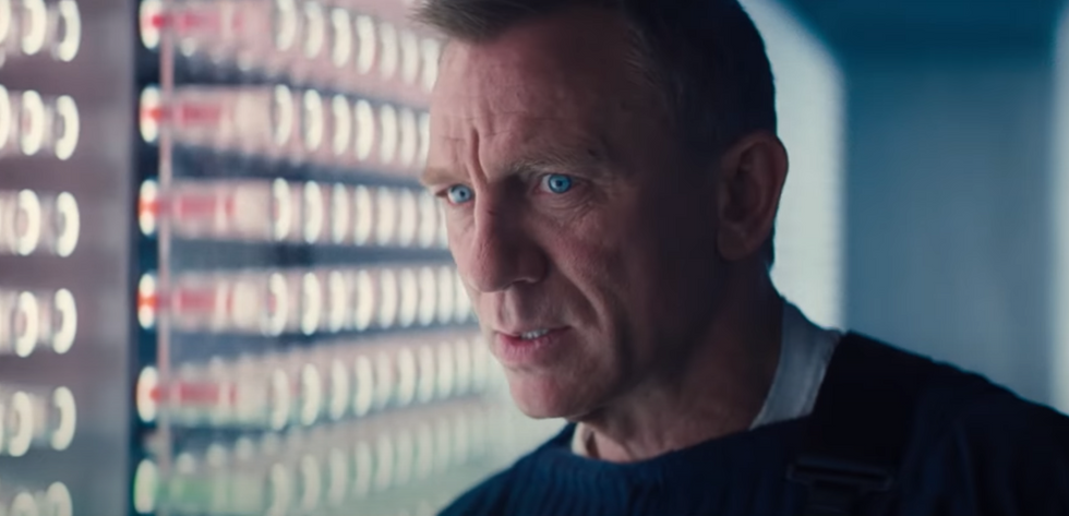 Daniel Craig and his final bow as Bond in 'No Time to Die'