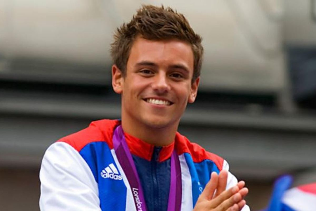 Diver Tom Daley is working to have countries with the LGBTQ death penalty banned from the Olympics