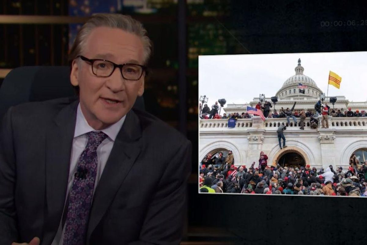 Bill Maher made an ominous prediction about Trump supporters and the 2024 election