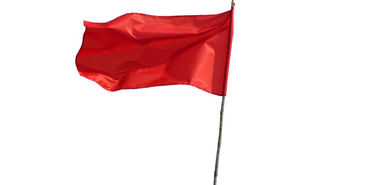 The Red Flag Meme Has Taken Over Social Media