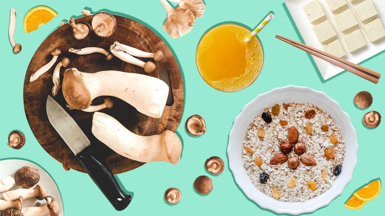 The 6 Best Plant-Based Sources of Vitamin D