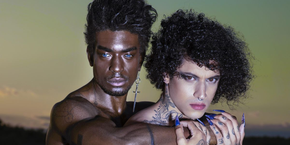 Mens Swimwear for Queer POC by Queer POC