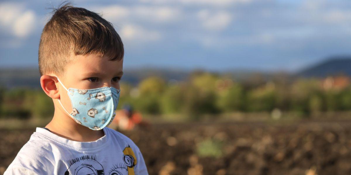 air pollution children