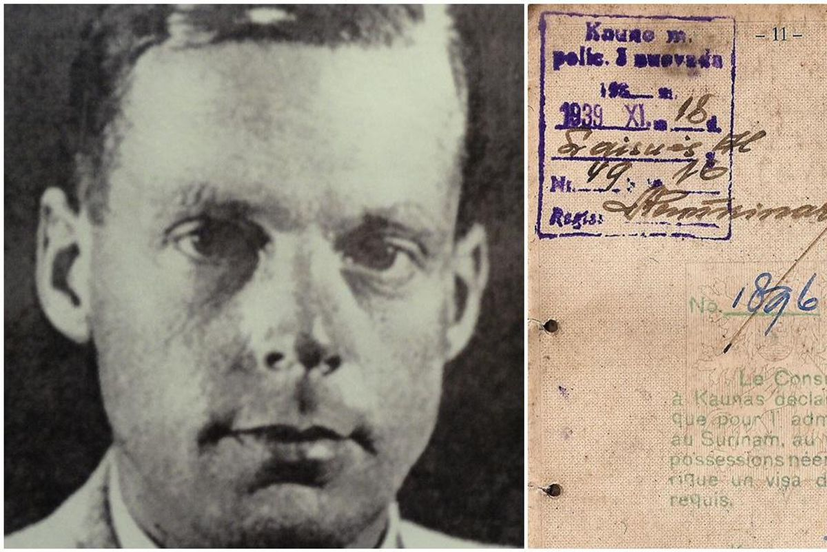 Unsung Dutchman who saved as many as 10,000 Jews during the Holocaust is finally getting his due