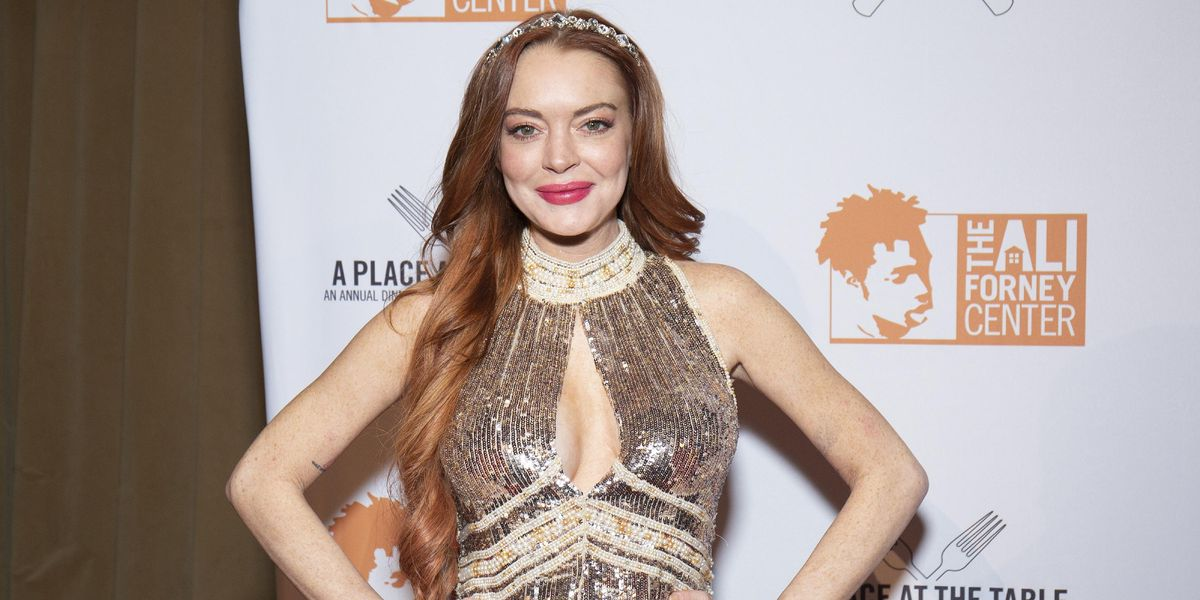 Lindsay Lohan Is Getting a Podcast