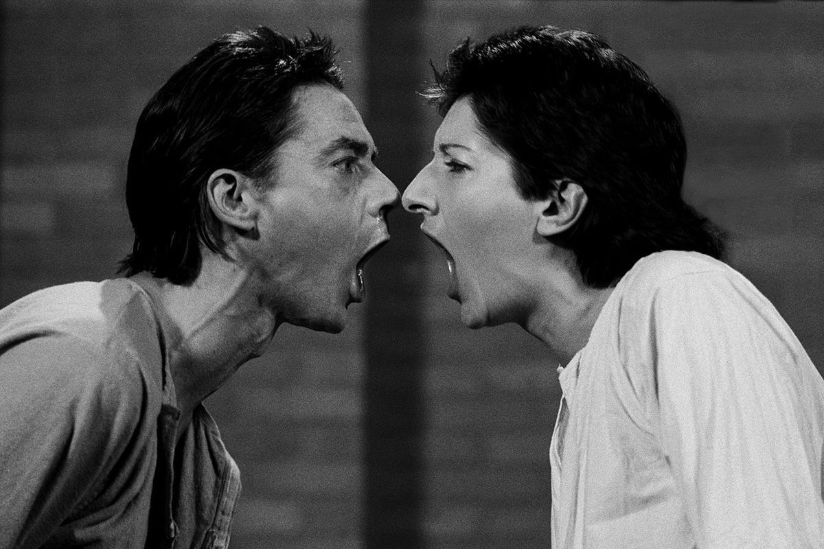 MarinaAbramović Is Being Sued By Her Ex-Artistic/Romantic Partner