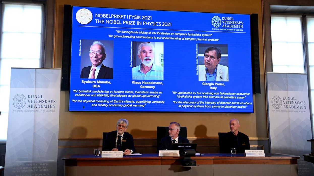 Nobel Prize Awarded to Scientists Who Helped Build Accurate Climate Prediction Models