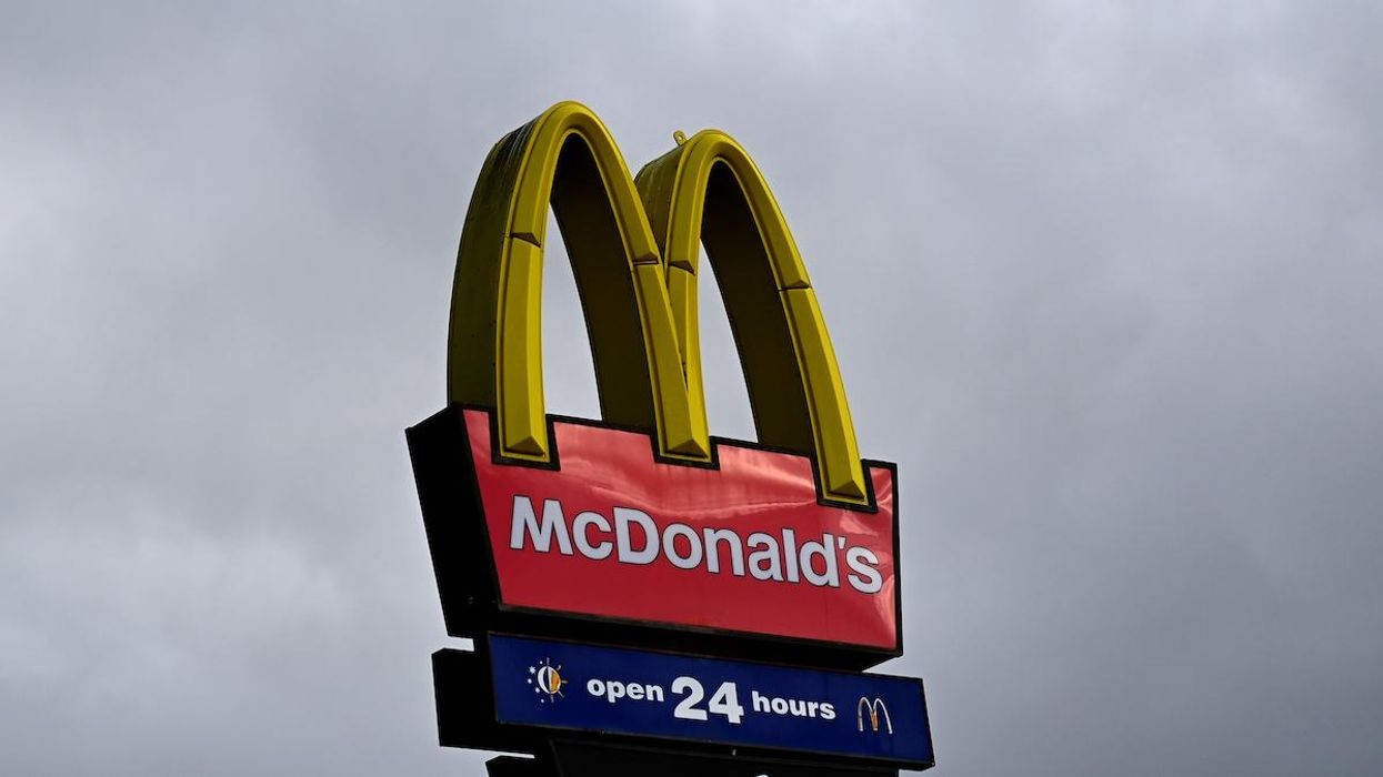 A McDonald's in Auckland, New Zealand.