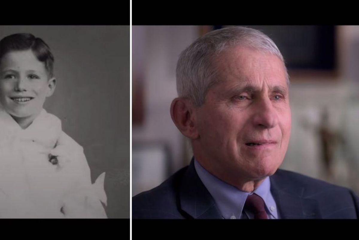 Four big takeaways from National Geographic's new 'Fauci' documentary