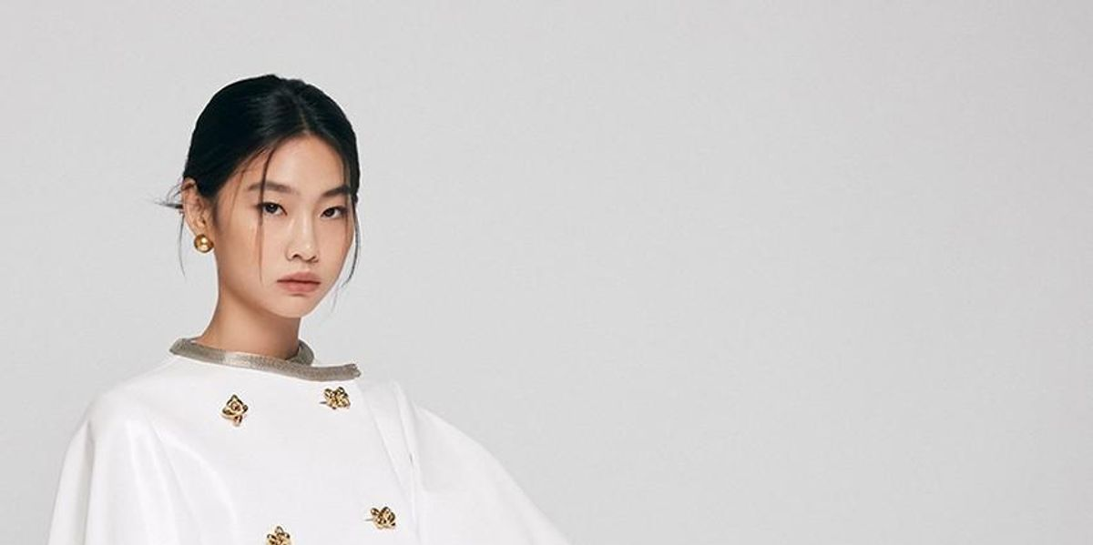 'Squid Game's' Ho Yeon Jung Is Louis Vuitton's New Ambassador