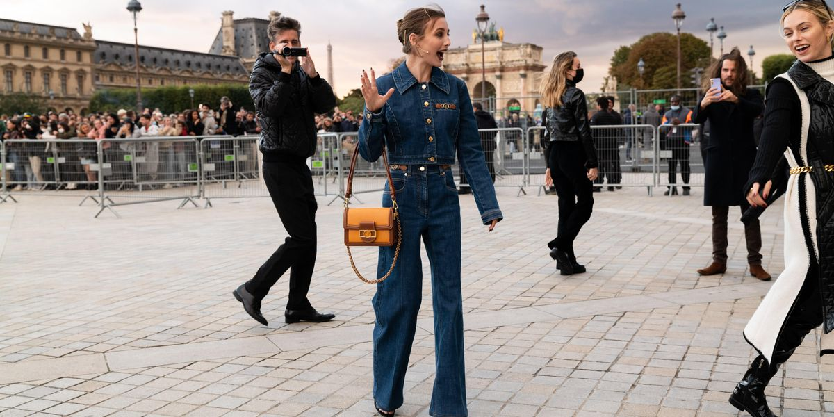 Getting LV Ready With Emma Chamberlain in Paris